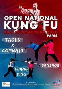 Open kung fu FAEMC 2020