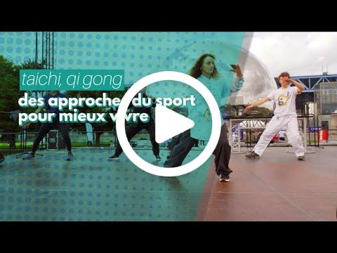 Documentaire Taichi, qigong, des approches du sport pour mieux vivre - Ma santé avant tout