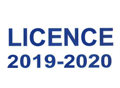 Licence FAEMC