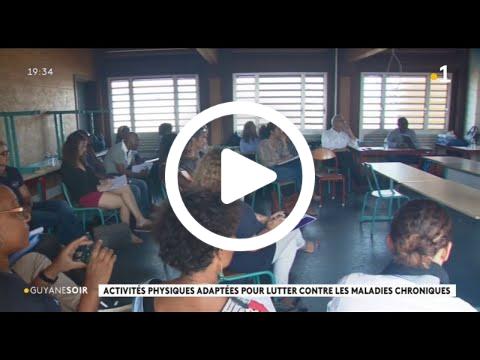 Pratiques physiques adaptées en Guyane